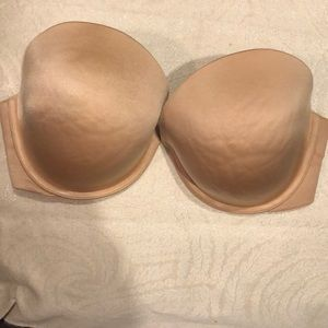 Victoria Secret Strapless Bra 34DD